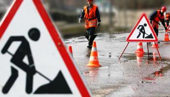 Завтра в Киеве будет ограничено движение транспорта по Набережному шоссе