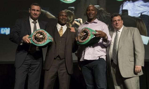 Кличко: Мы делаем все, чтобы провести финал Лиги Чемпионов и Конгресс WBC на высшем уровне