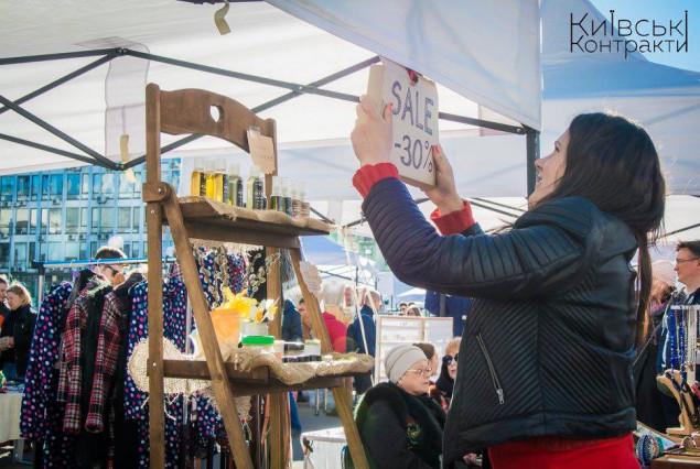 В Киеве возродят легендарную ярмарку на Контрактовой площади