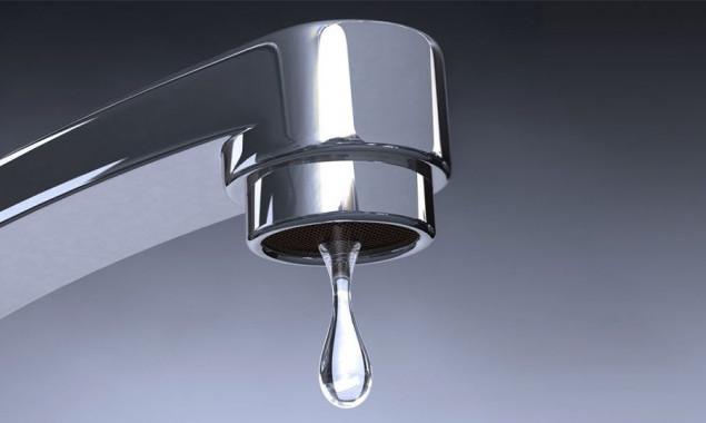 Завтра из-за ремонта отключат воду на трех улицах Киева (адреса)