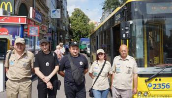 """В """"Киевпастрансе"""" рассказали, как вместе с полицией ловили """"зайцев"""" на общественном транспорте"""