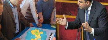 Гройсмана просят дать добро на застройку киевских островов