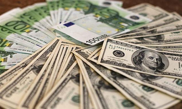 Курс гривны кевро укрепился до32,07 грн/€