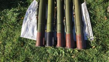 СБУ задержала группу подозреваемых в разбойных нападениях и торговле оружием (фото, видео)
