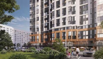В Соломенском районе Киева построят новый жилой комплекс