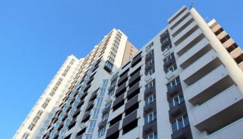 В Киеве появились три новых дома