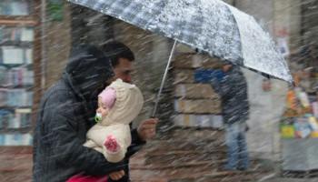 Мокрый снег и гололед: жителей Киева предупредили о надвигающейся непогоде