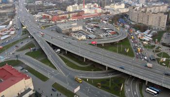 На развитие транспортной инфраструктуры Киева планируется потратить более 71 млрд гривен в течение ближайших 5 лет (документ)