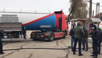 На Киевщине правоохранители пресекли деятельность 7 нелегальных АЗС