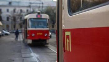 В ночь на пятницу в Киеве не будут курсировать трамваи №№ 8, 29