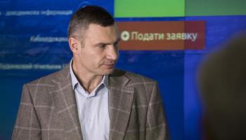 Кличко: киевские депутаты обязаны расторгнуть договор со скандальным застройщиком на Осокорках
