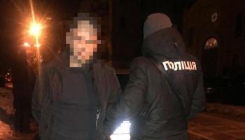 Правоохранители задержали подозреваемого в обворовывании шести квартир в Киеве, которые он арендовал посуточно