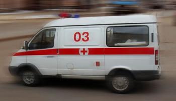 В Обуховском районе на Киевщине на бригаду скорой помощи совершено вооруженное нападение