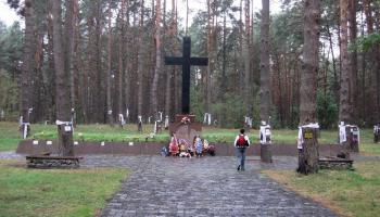 """Завтра, 19 мая, в Киеве будет организован временный автобусный маршрут к """"Быковнянским могилам"""" (схема)"""