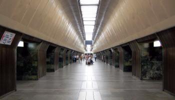 Работа киевского метро 18 мая может быть изменена из-за футбола