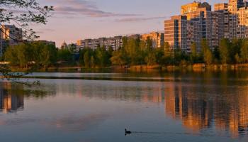 Устройство парка культуры и отдыха возле озер Иорданское и Кирилловское под угрозой остановки