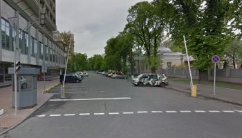 В связи с прибытием международных делегаций в Киеве 19 и 20 мая будут частично ограничивать движение транспорта (список улиц)
