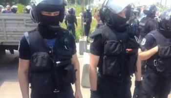 """""""Патриотика на Озерах"""" просит начальника киевской полиции объяснить, зачем его сотрудники били мирных граждан"""