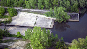 Власти Киева намерены восстановить русло реки Лыбедь и реконструировать гидротехнические сооружения