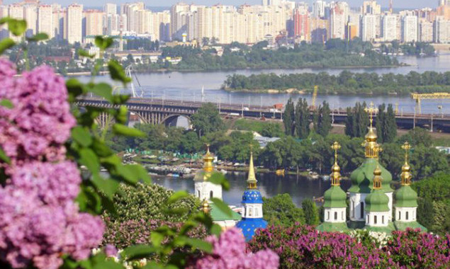 Погода в Киеве и Киевской области: 15 июня 2019