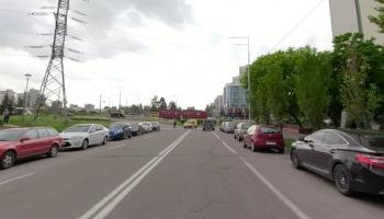 На улице Киото в Киеве намерены обустроить дополнительные выезды и въезды