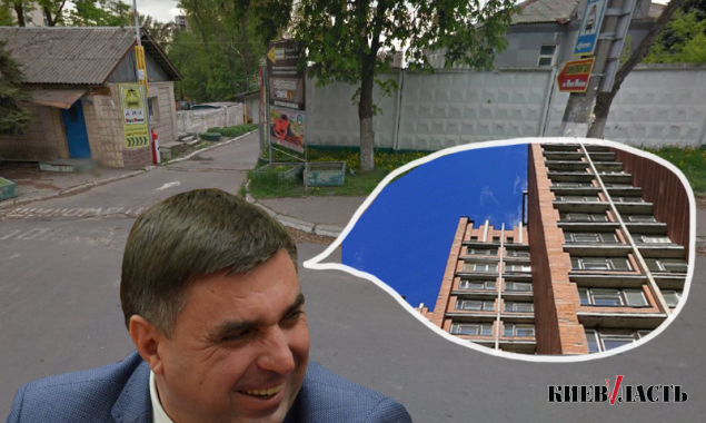 КГГА одобрила строительство высотного ЖК на месте рынка в Печерском районе
