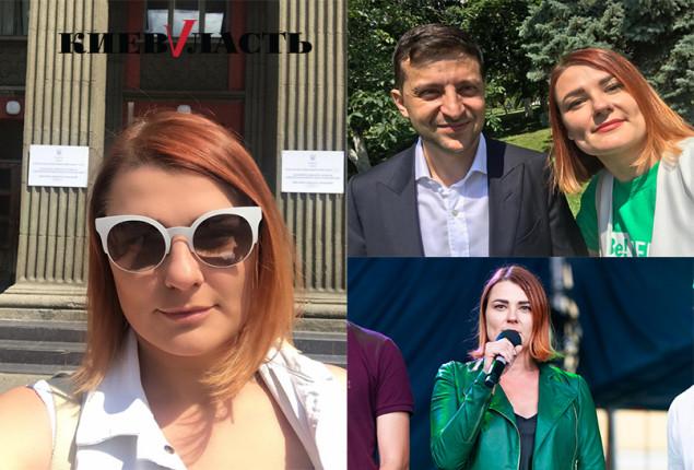 Досье: Буймистер Людмила Анатольевна