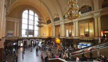 На киевском вокзале может появиться бесплатный Wi-Fi