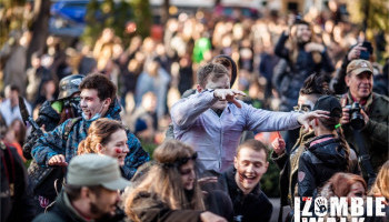 В субботу, 26 октября, в Киеве пройдет парад зомби