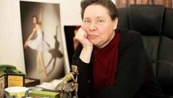 Умерла художественный руководитель балета Национальной оперы Украины Анико Рехвиашвили