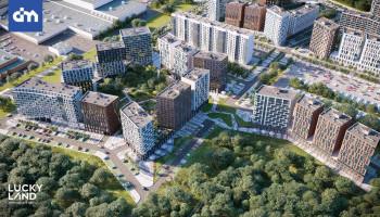 В Киеве стартуют продажи квартир в ЖК Lucky Land, - DIM Group
