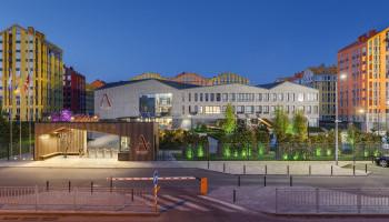 Столичная Гимназия А+ вошла в ТОП-10 успешно реализованных проектов по версии World Architecture Community