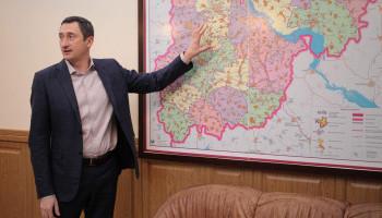 Алексей Чернышов: наша задача - создать благоприятные условия для экономического роста на местах