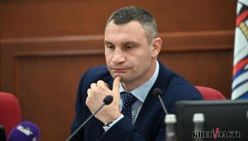 Кличко собирается представить нашумевший проект Генплана столицы 16 декабря