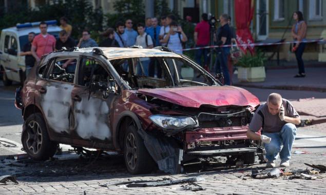 Правоохранители подозревают пятерых человек в причастности к убийству Павла Шеремета