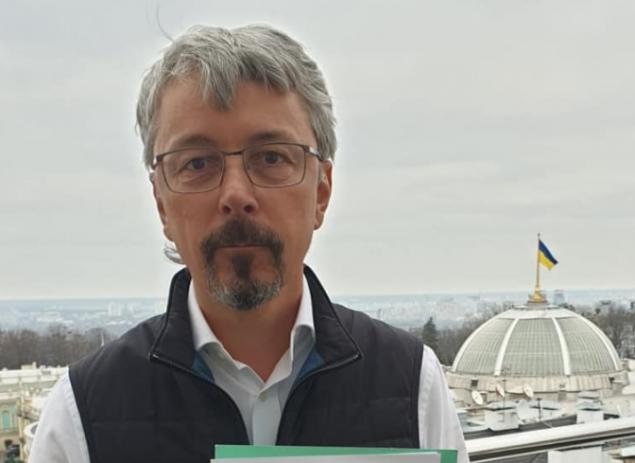 Нардеп Ткаченко попросил ГПУ, МВД и НАБУ расследовать причины аварии трубопровода под ТРЦ Ocean Plaza