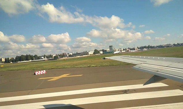 """КГГА разрешила застроить парковку возле аэропорта """"Киев"""""""