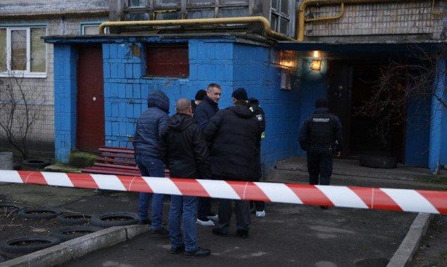 В подвале дома на Харьковском шоссе в Киеве обнаружили тело пенсионерки (видео)