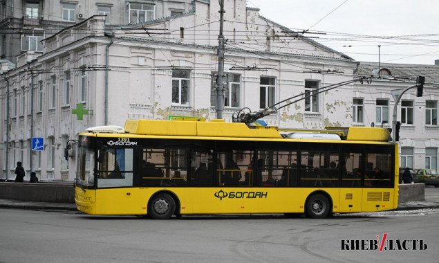 Киевские власти анонсировали запуск наземного общественного транспорта с 12:00 сегодня, 23 мая (видео)