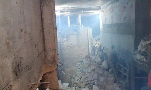 Жители столичной улицы Ярославов Вал опасаются, что их дом рухнет в результате реконструкции (фото)
