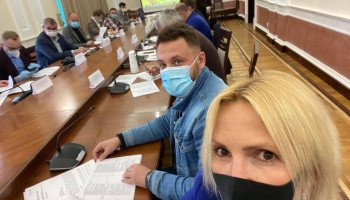 Земельная комиссия Киевсовета поддержала проекты по созданию сквера на Воздвиженке