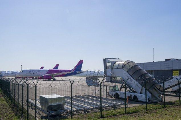 """Аэропорт """"Киев"""" планирует возобновить международные рейсы через две недели"""