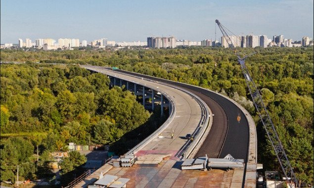 Кличко заявил, что Киев не может в угоду жителям Русановских садов остановить строительство Подольско-Воскресенского моста