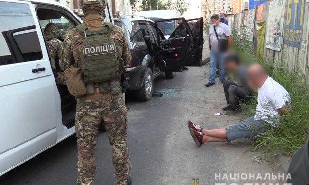 Полицейские задержали банду, совершавшую разбойные нападения на дома жителей столичного региона (фото, видео)