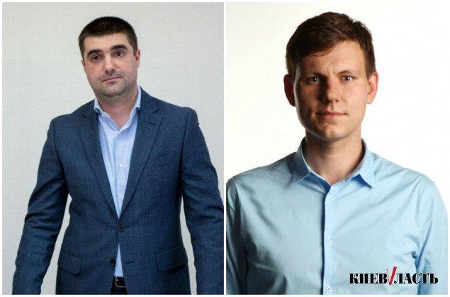 В КГГА подрались депутат Киевсовета и заместитель главного архитектора Киева (видео)