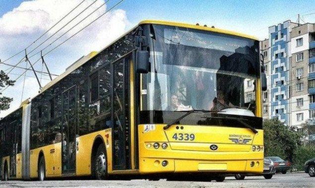 Из-за ярмарок 15 и 16 августа в Киеве будет изменено движение ряда маршрутов общественного транспорта (схемы)