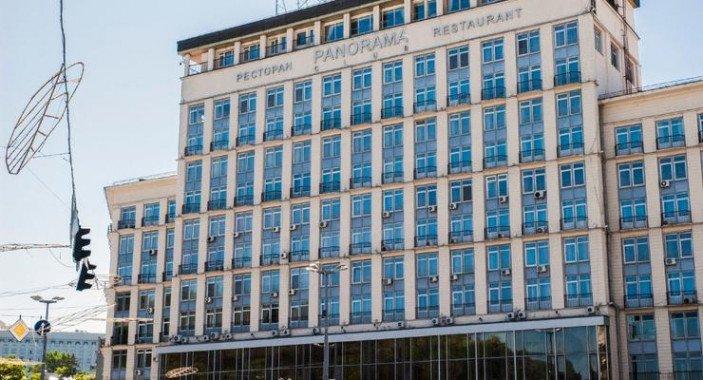 """Законность приватизации отеля """"Днепр"""" будет решаться в суде"""