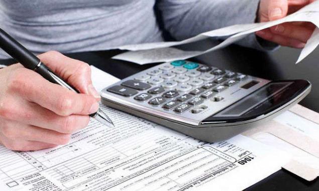Жители Киевщины с начала года уплатили 8,5 млрд гривен налогов