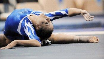 В конце ноября в Киеве пройдет чемпионат Европы по художественной гимнастике