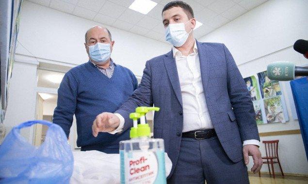 Дмитро Загуменний перевірив готовність виборчих дільниць до місцевих виборів 25 жовтня в умовах карантину (фото)